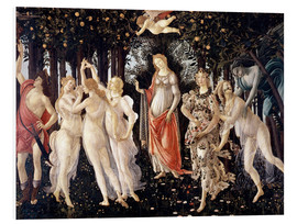 Forex  The Spring - Sandro Botticelli