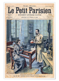 Póster  Pierre and Marie Curie