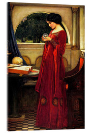 Metacrilato  La bola de cristal - John William Waterhouse