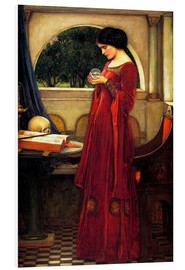 Forex  La bola de cristal - John William Waterhouse