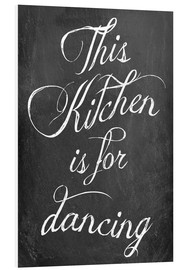 Forex  This kitchen is for dancing (inglés) - GreenNest