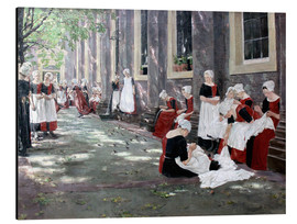 Max Liebermann - Orphanage in Amsterdam