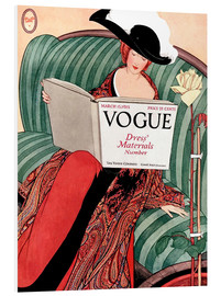 Cuadro de PVC  Vogue vintage - Advertising Collection