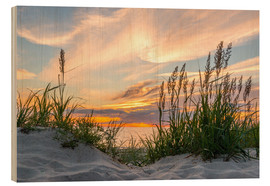 Madera  Beach of the Baltic Sea during Sunset - Markus Ulrich