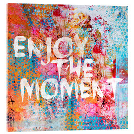 Cuadro de metacrilato  Enjoy the moment II - Andrea Haase