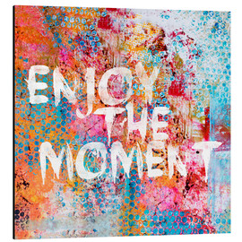 Cuadro de aluminio  Enjoy the moment II - Andrea Haase