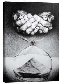 Lienzo  Time / Hourglass - EDrawings38