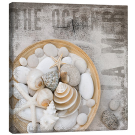 Lienzo  Beach Treasures - Andrea Haase