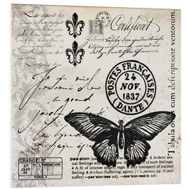 Forex  Vintages Butterfly - Andrea Haase