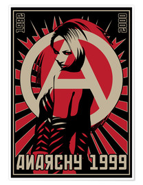 Póster  Anarchy - dolceQ