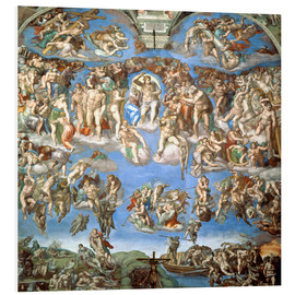 Forex  The Last Judgement - Michelangelo