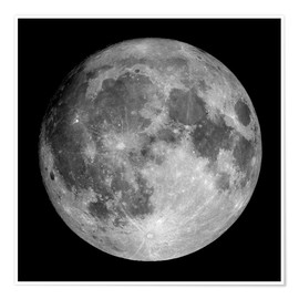Póster Full Moon