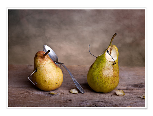 Póster Simple Things - Pears