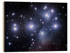Madera  The Pleiades - Robert Gendler