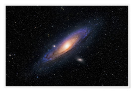 Póster The Andromeda Galaxy