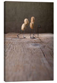 Lienzo  Simple Things - Together - Nailia Schwarz