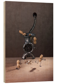 Madera  Simple Things - Meat Grinder - Nailia Schwarz