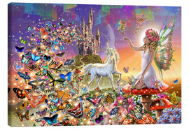Lienzo  Fairyland - Adrian Chesterman
