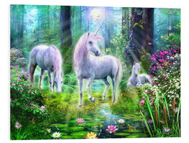 Forex  Forest unicorn family - Jan Patrik Krasny