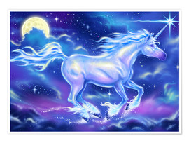 Póster  Unicorn - Richard Kelly