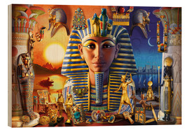 Madera  Egyptian Treasures - Andrew Farley