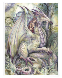 Póster  Nothing happens unless - Jody Bergsma