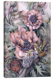 Lienzo  Love is life sweetest flower - Jody Bergsma