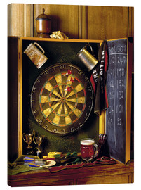 Lienzo  Darts board - Simon Kayne