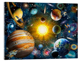 Adrian Chesterman - Our Solar System
