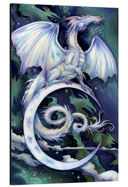 Cuadro de aluminio  Touch the moon - Jody Bergsma