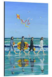 Aluminio-Dibond  Abbey Road Beach - Peter Adderley