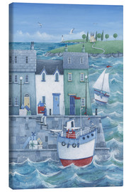 Lienzo  Harbour Gifts - Peter Adderley