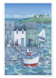 Póster  Harbour Gifts - Peter Adderley