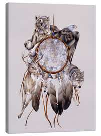 Lienzo  Dream catcher - Jody Bergsma