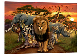 Andrew Farley - African beasts
