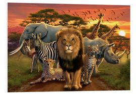 Forex  African beasts - Andrew Farley