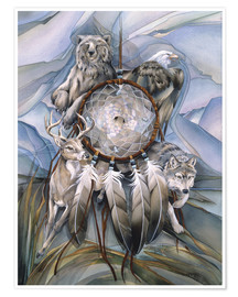 Póster  Dream catcher - Jody Bergsma