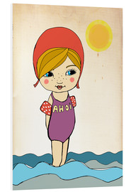 Forex  Summer holidays - Little Miss Arty