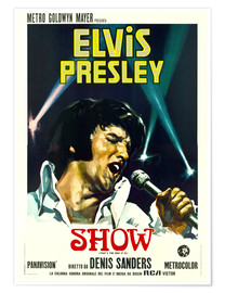 Póster  Elvis: That's the way it is