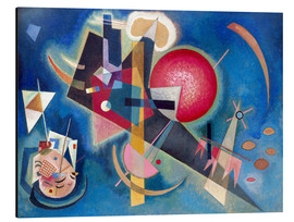 Aluminio-Dibond  In the Blue - Wassily Kandinsky