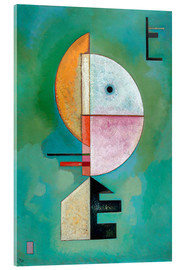 Wassily Kandinsky - Upwards