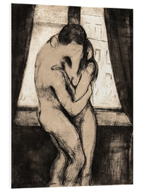 Forex  The Kiss - Edvard Munch