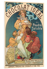 Forex  Chocolat Ideal - Alfons Mucha