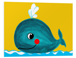 Forex  Frida, the friendly whale - Little Miss Arty