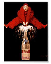 Póster  Spa Belgique - Advertising Collection