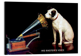Victor Grammophon   His master's voice