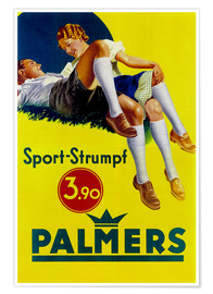 Póster Palmers Sports Stocking