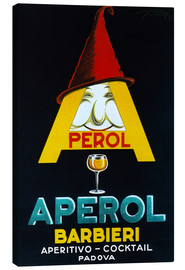 Lienzo  Aperol Barbieri - Advertising Collection