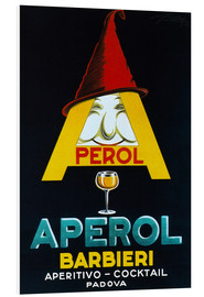 Cuadro de PVC  Aperol Barbieri - Advertising Collection