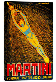 Lienzo  Vermú de Martini - Advertising Collection